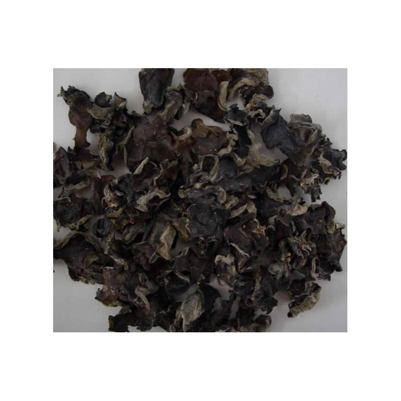 Юдино ухо (или китайска черна дървесна гъба)