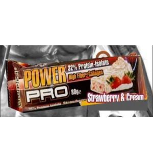 Protein Bars - ЯГОДА И КРЕМ 80гр