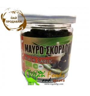 Ферментирал, черен чесън 75 гр ΒΙΟ