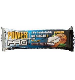 "Proteins bars "" COCONUT"" без захар - 40gr"