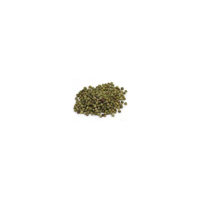 Зелен пипер на зърно